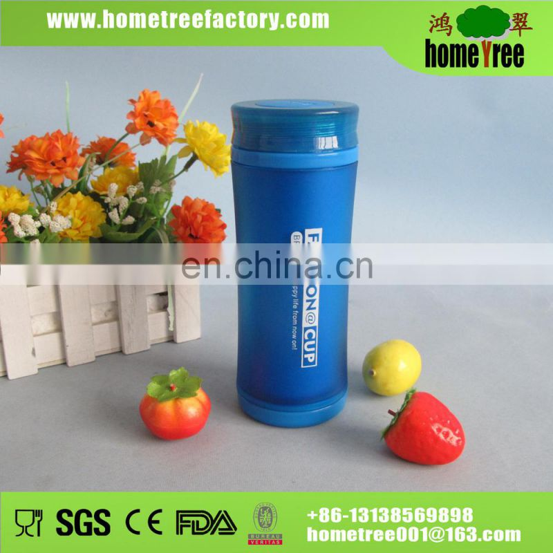2015 new product BPA free small water bottle 240ml