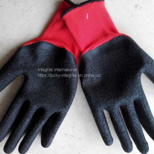 Protective safety hot sale gloves Image