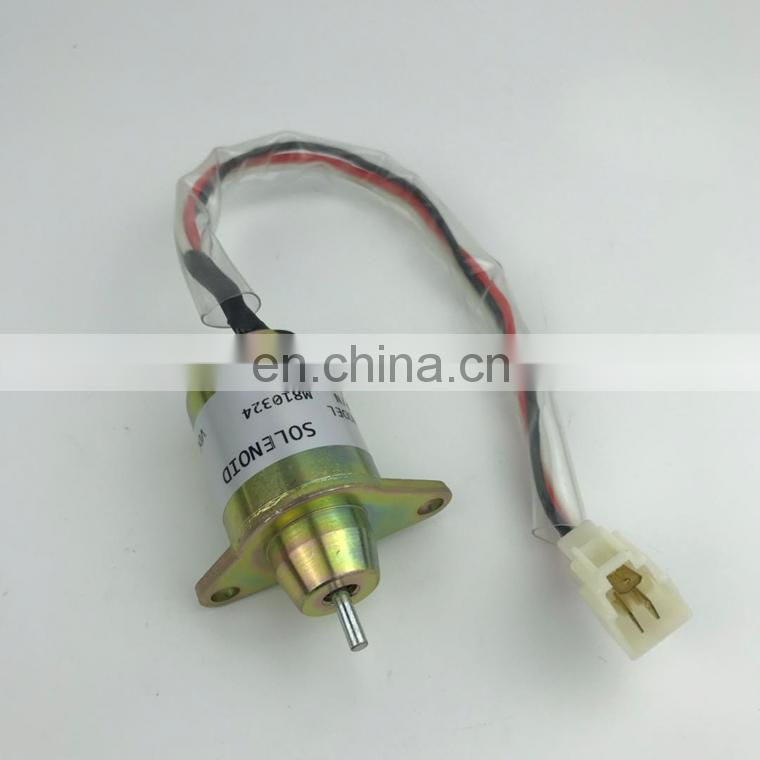 Fuel Shut Off Solenoid M810324