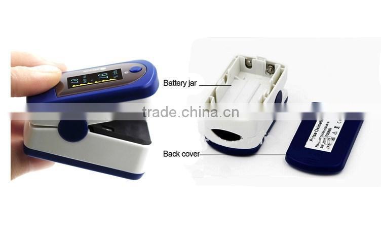 OLED Display Infant Neonatal Cheap Finger Pulse Oximetry Spo2 Sensor