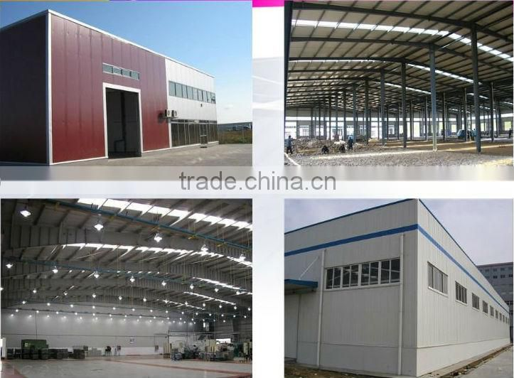 Light steel structure workshop,warehouse & plant