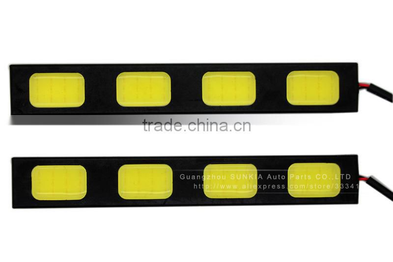 2015 New Products Auto CE ROHS Flexible Cob Drl Led Strip Car Accessories