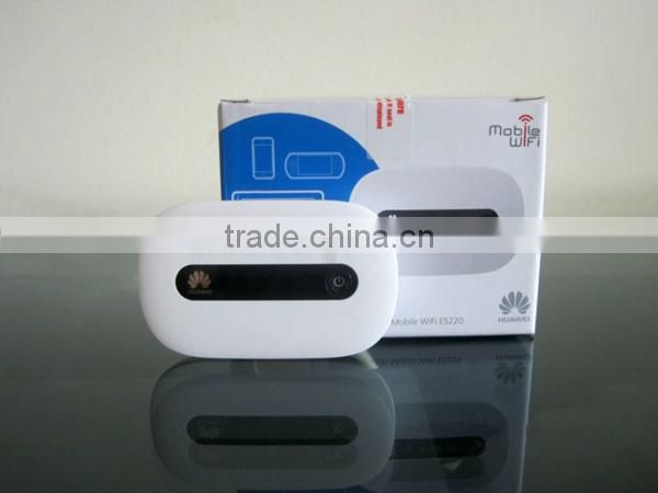 huawei portable 3g wifi router brand new Huawei E5220 for 10 users