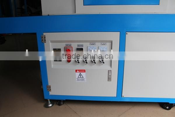 Screen printing uv lamp dryer with conveyor belt