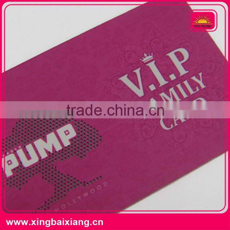 custom metal organizer card/metal business cards china