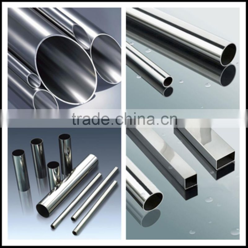 SS316L welded pipe for water membrane casing