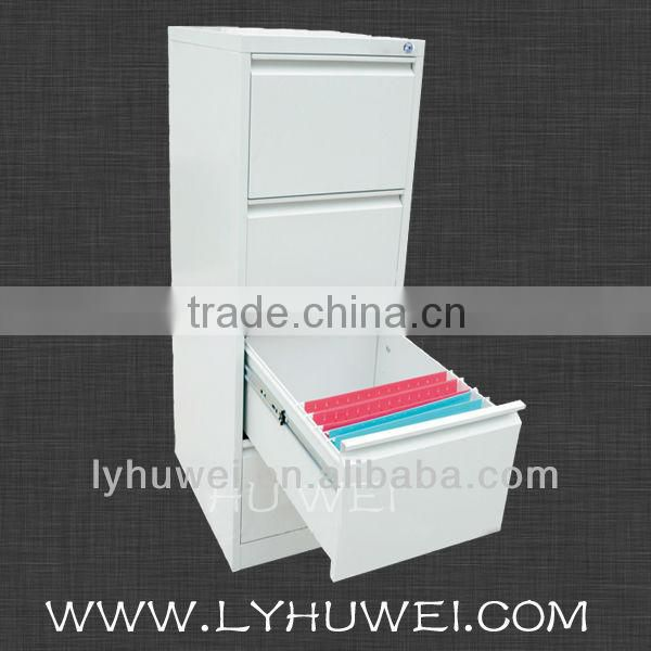steel office furniture metal cabinets with 4 drawers for sale