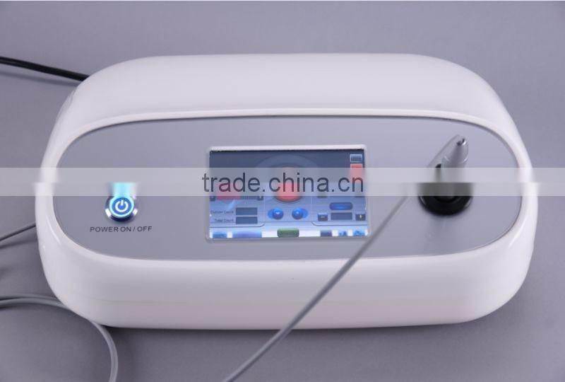 980nm diode laser 2016 new blood vessels removal/Facial vascular spider veins removal machine
