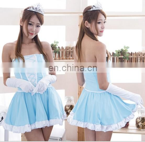hot selling Pure lovely princess dress sexy lingerie,female underwear women babydoll