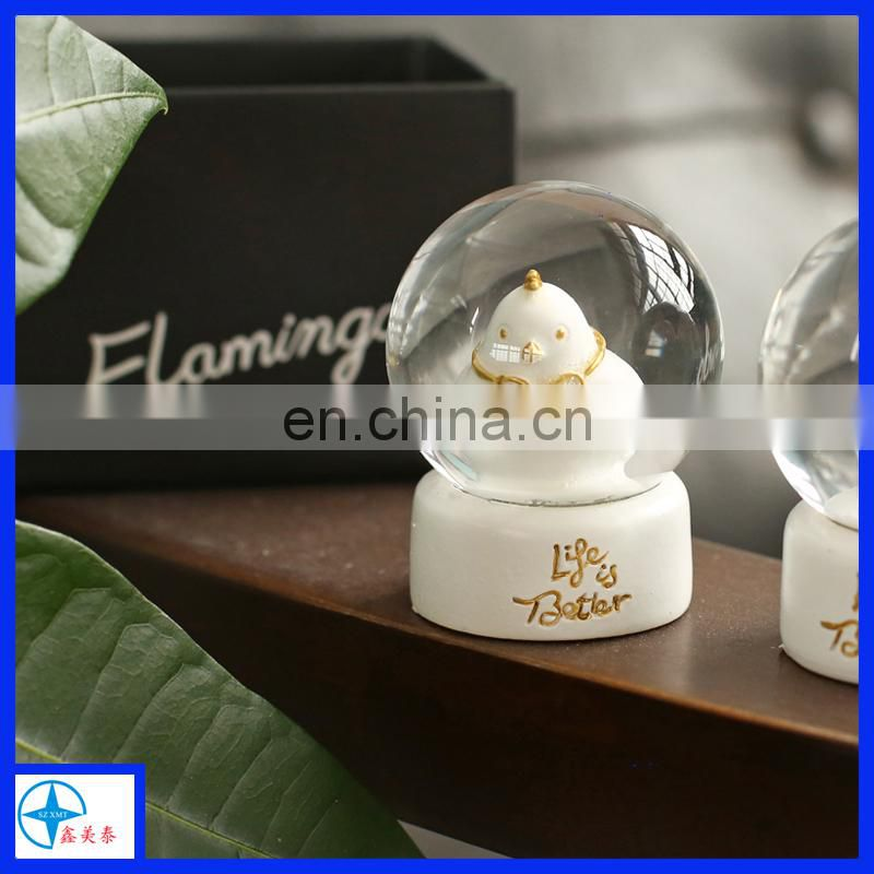 white snow globe wholesale in ShenZhen