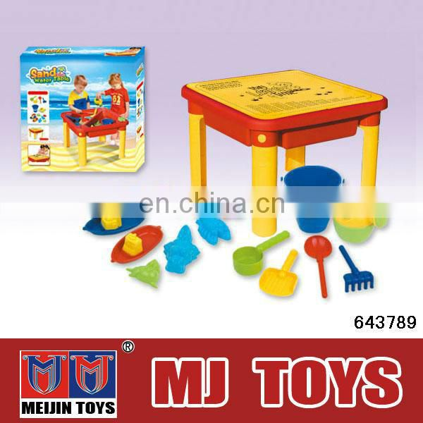 OUTDOOR BEACH TOYS PIRATE SERIES PLAY SAND TOYS & WATER TABLE