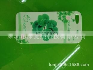 CE approved customized mobile phone case printer for small business plans