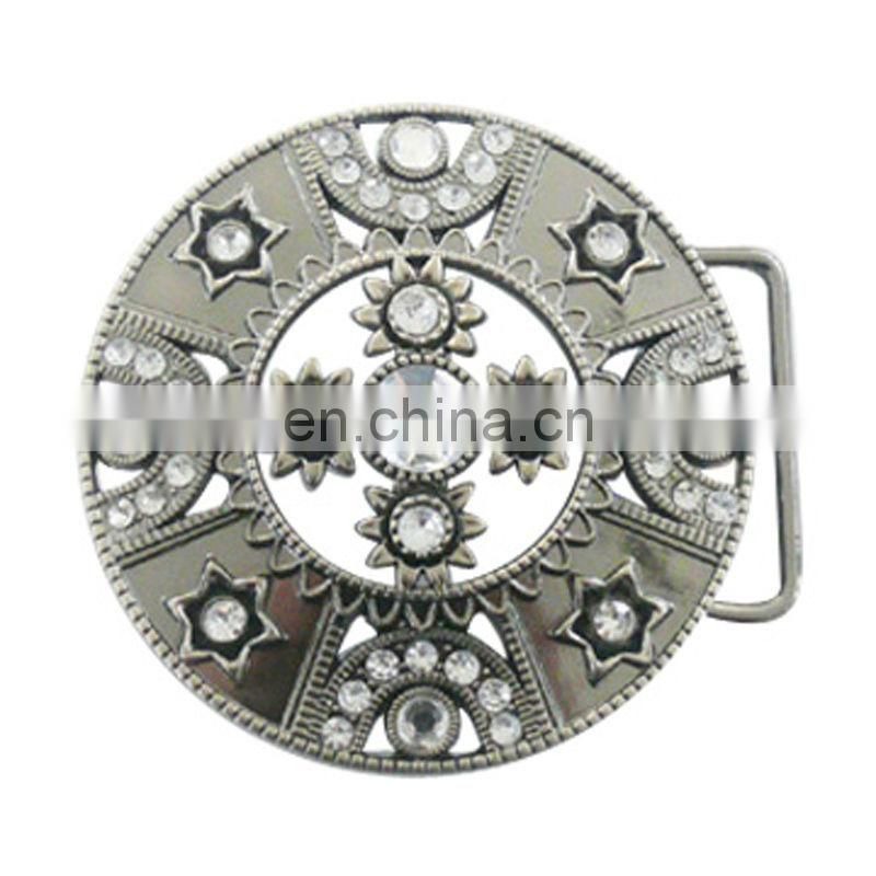 2014 High quality metal types of belt buckles