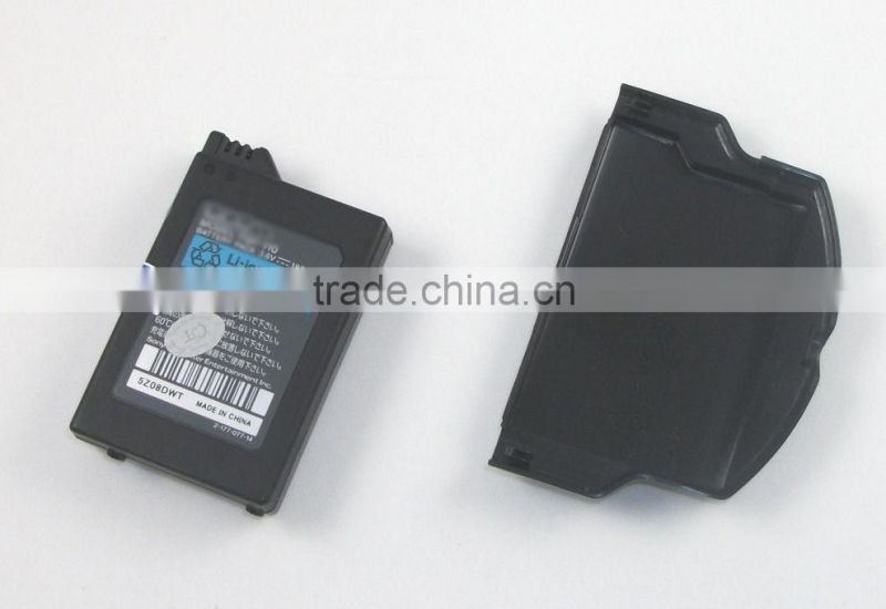 Extended Official OEM New battery with door for PSP-3001 for PSP-3000 Battery & Cover PSP-110 1800mah