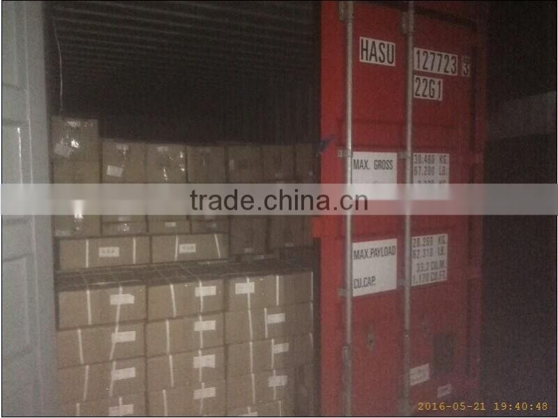 Good Quality Truck Spare Parts 1402272, 1386686 for SCANIA Brake Disc