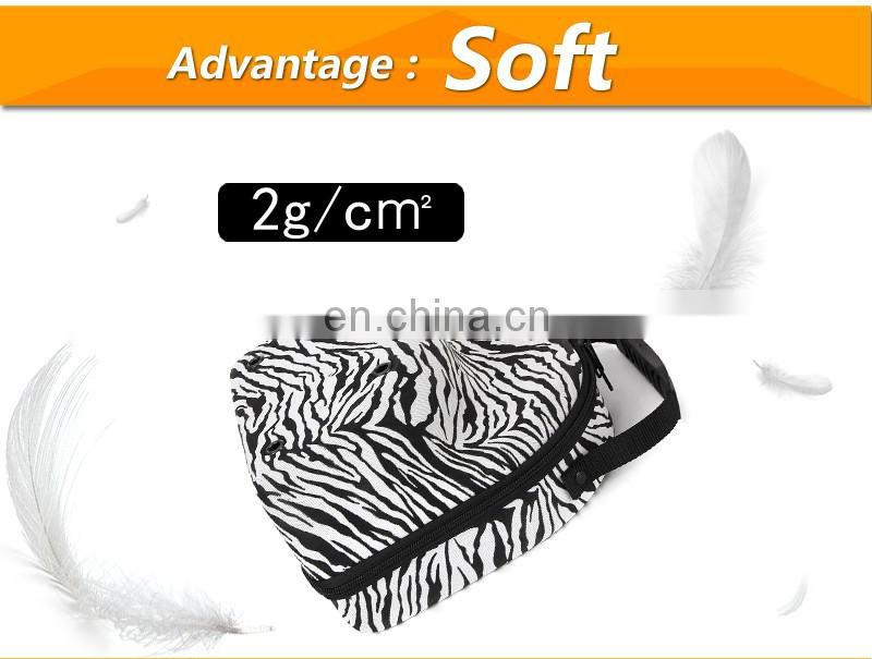 wholesale zebra stripe cap carrier for 2 caps made in China