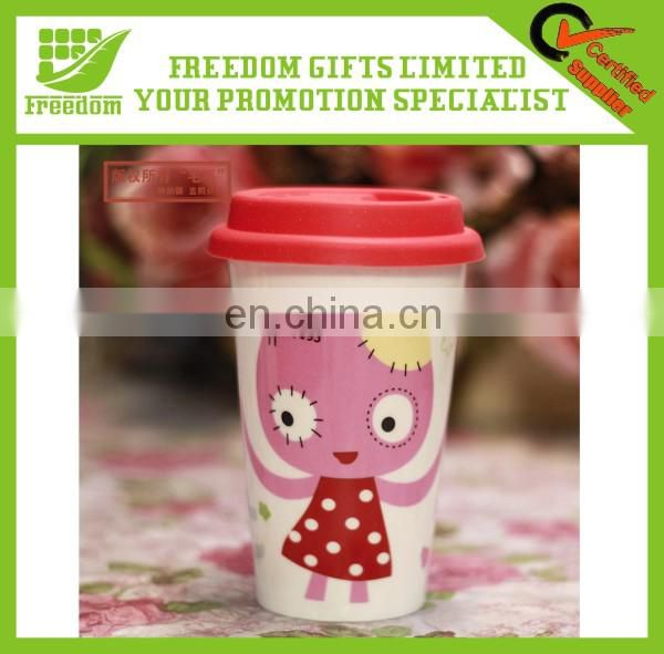 Eco-friendly Safety Plastic Coffee Mug Popular Personlized PP Mug