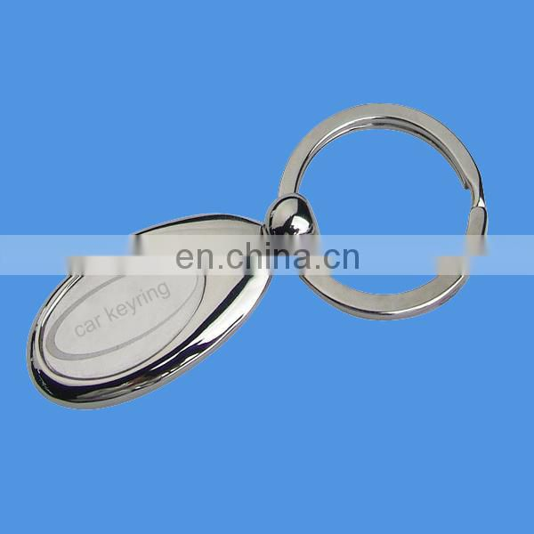 custom stainless steel keyrings to engrave with logo