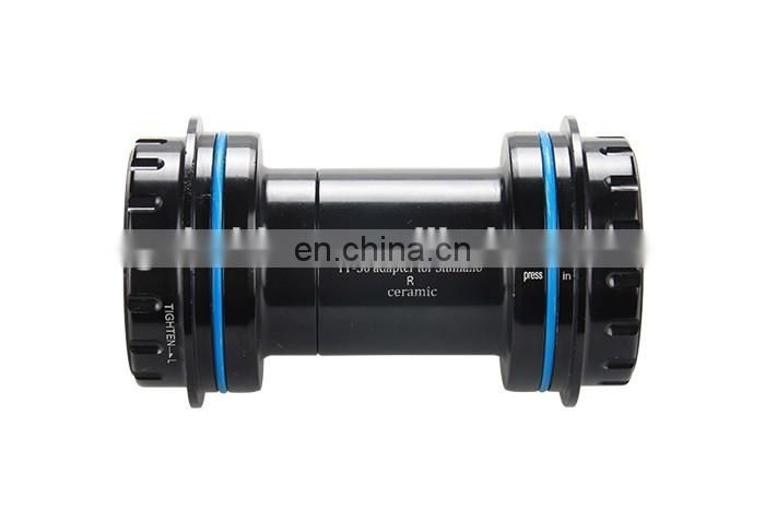 GUB PF30 Ceramic Bottom Bracket 68-73mm Bike Bicycle Axis MTB Press Fit Bottom Bracket BB Crank Set Axis