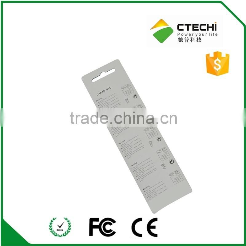Dry battery, Alkaline coin cell LR44/A76/AG13 non rechargeable battery