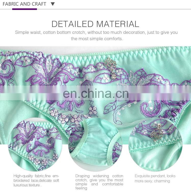Women Panty Ladies Pictures OEM Custom Made Nice Looking Sexy Lingerie Underwear