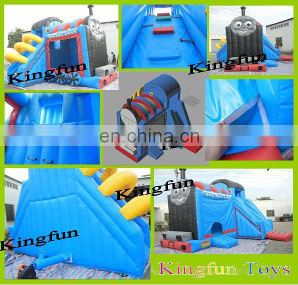 Super spiderman combi unit inflatables