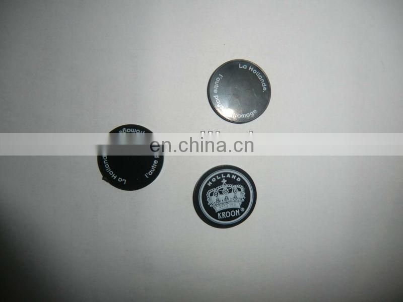 3D plastic coins custom token coin/custom coin with engraved logo