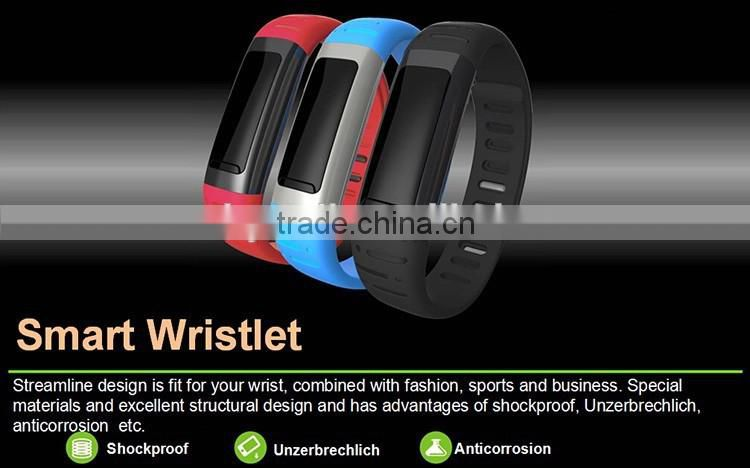 Bluetooth Fitness band Smartwatch Android with Multi languages