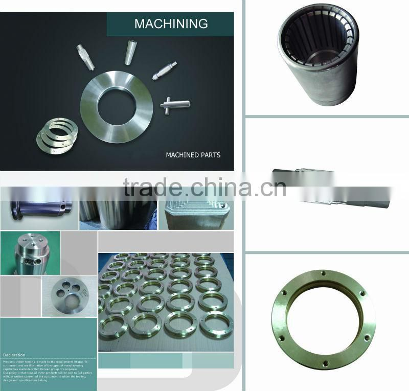 Procurement section in September sales of high quality alloy steel worm gear processing machinery parts