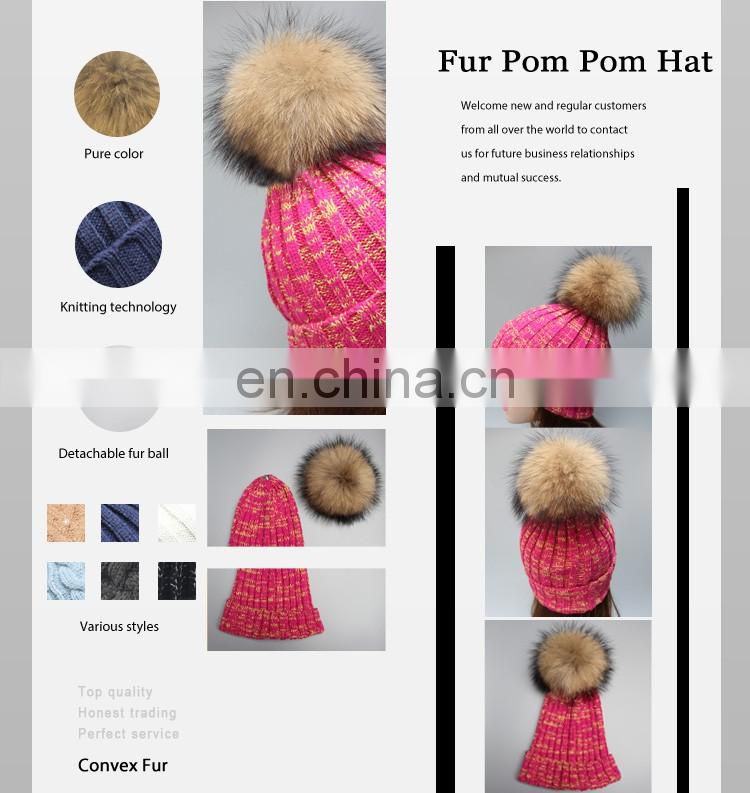 Fashion women lady girl winter hat knitted hat 2015