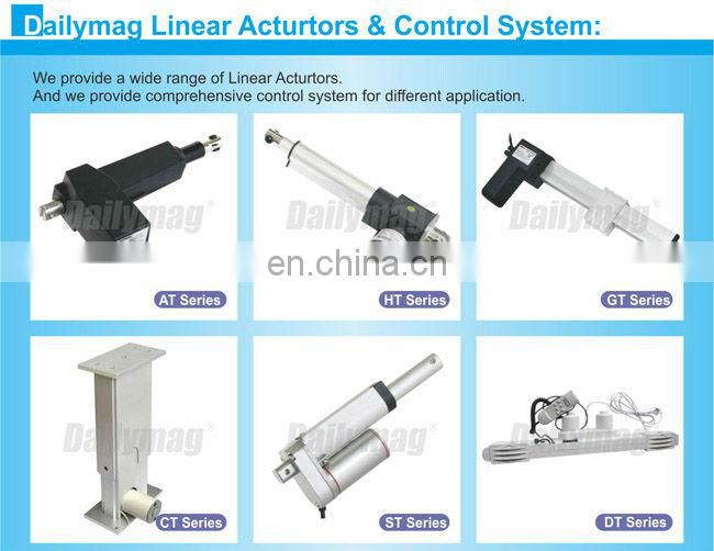 Electric DC Medical Used electric linear actuator for solar
