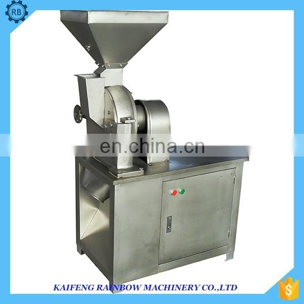 Automatic high efficiency grain grinding crushing machine grain grinder machinery