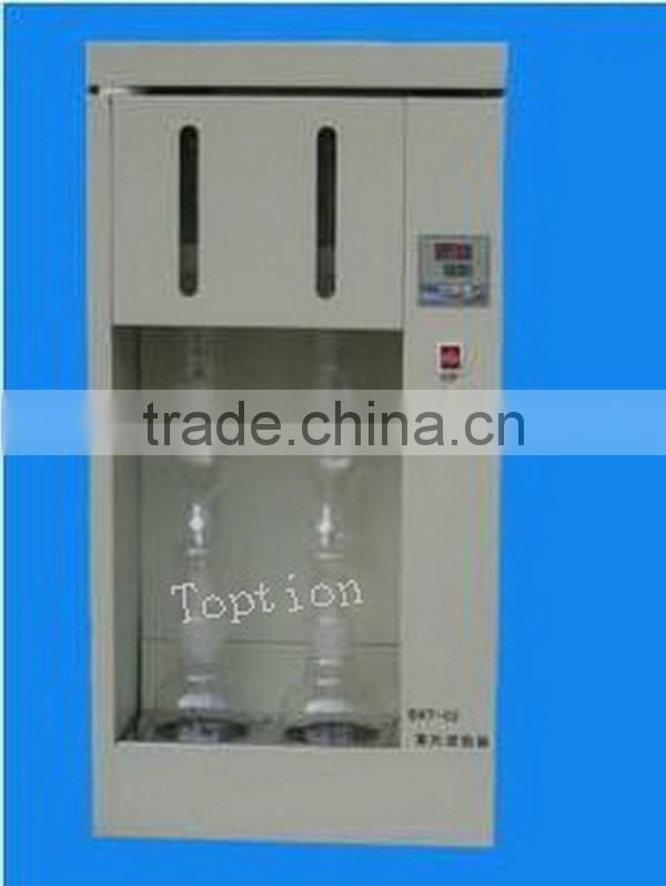 New Design CE Certified Automatic Crude Soxhlet Extraction Fat Analyzer