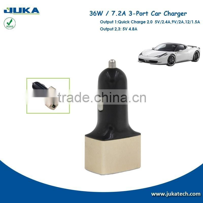 mobile phone charger qi wireless car charger cigarette type for Samsung galaxyS5 S4 S3 S2 blackberry HTC one m8 Nexus 5