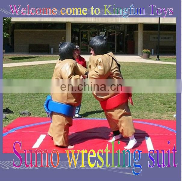 Sumo suit for wrestling