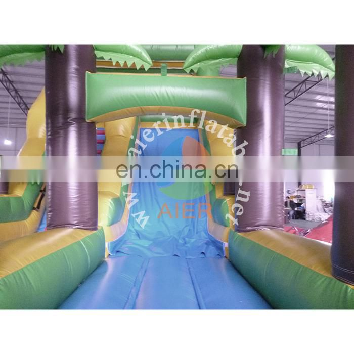 Good price commercial inflatable water slide for sale,outdoor water slide for fun