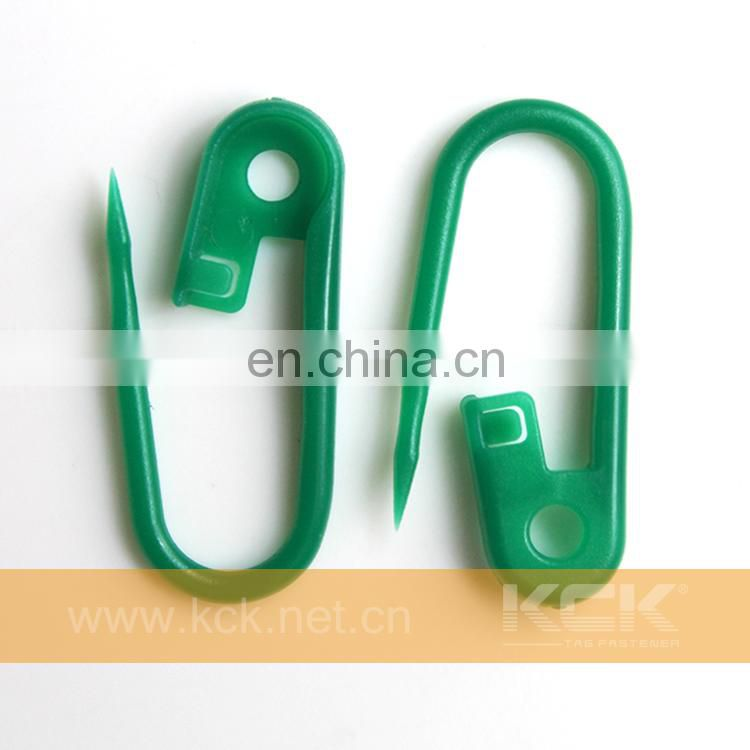 [Trade Assurance ] Hang Tag Safety Pin, Plastic Safety Pin