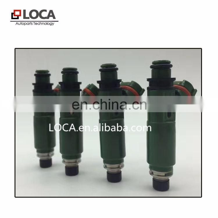 High quality fuel injector 23250-66010 for Toyota Land Cruiser