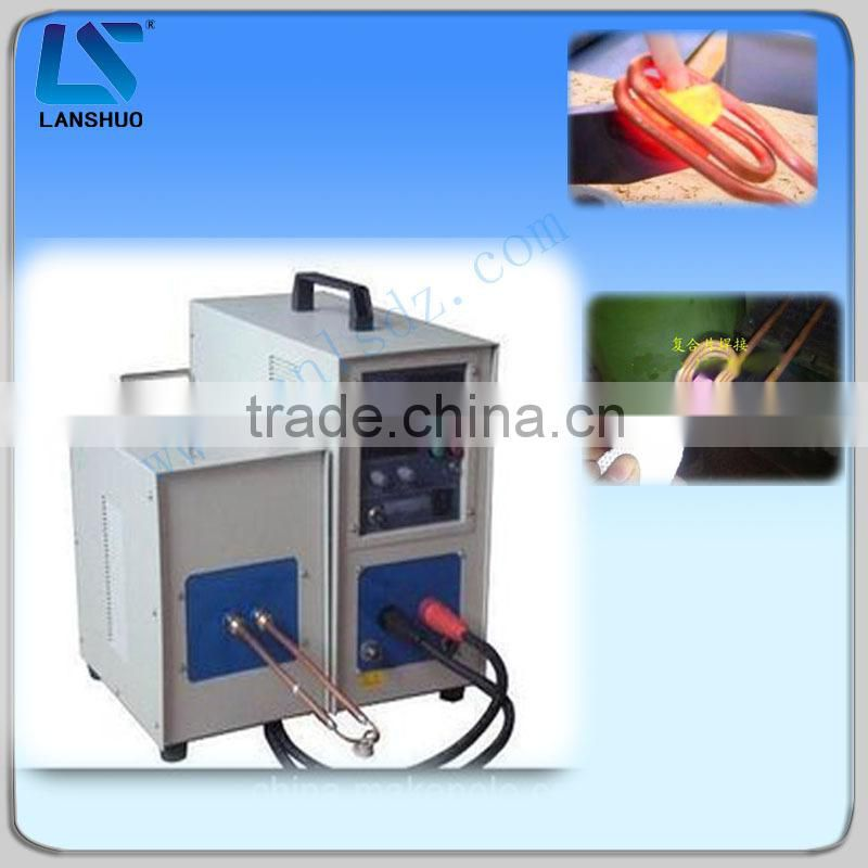 hot sale IGBT induction heating machine for diamond saw blade/diamon segment/ composite sheet welding