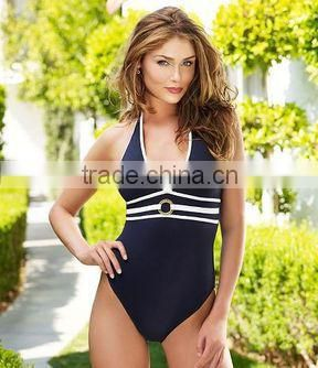 SEXY ONE PIECE HIGH LEG SWIMWEAR