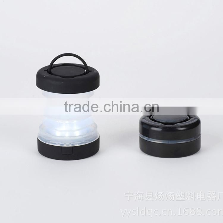 As seen on TV plastic led work light 5 LED camping lantern