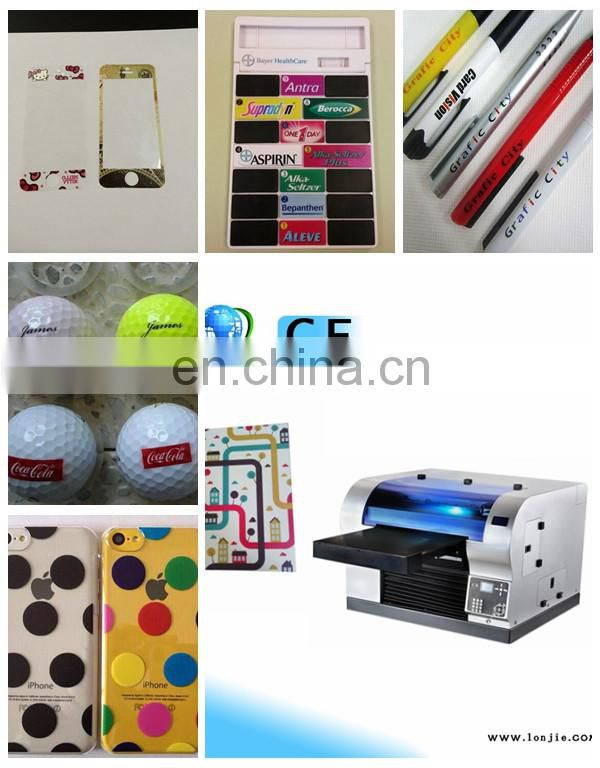 Pad Type manual cardboard printer machines for sale