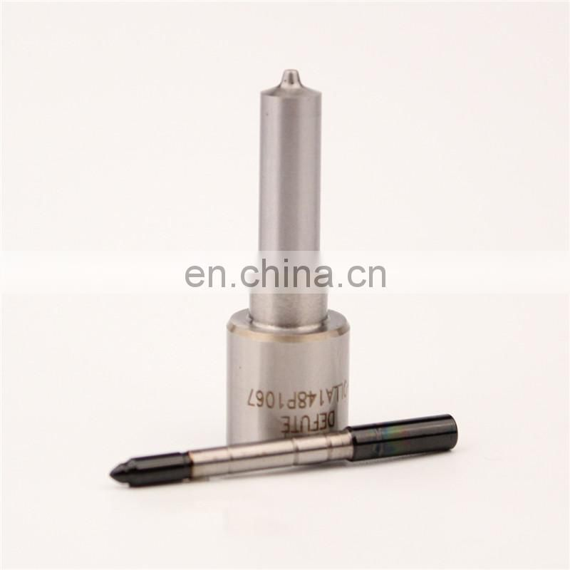 Hot selling Diesel engine parts DLLA148P1067 Common Rail Injector Nozzle nozzle