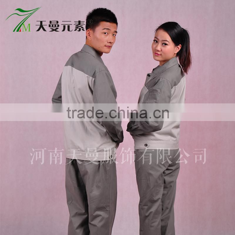 Wholesale alibaba mens safety clothes split overalls new products for 2015