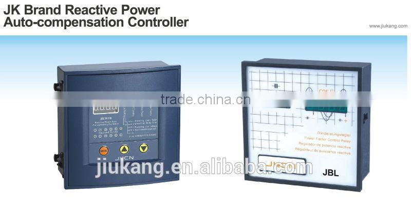 2015 hot selling JKCN 380V 6/8/12/10/12/16 STEP PRCF JKW5C JKW58 reactive power regulator