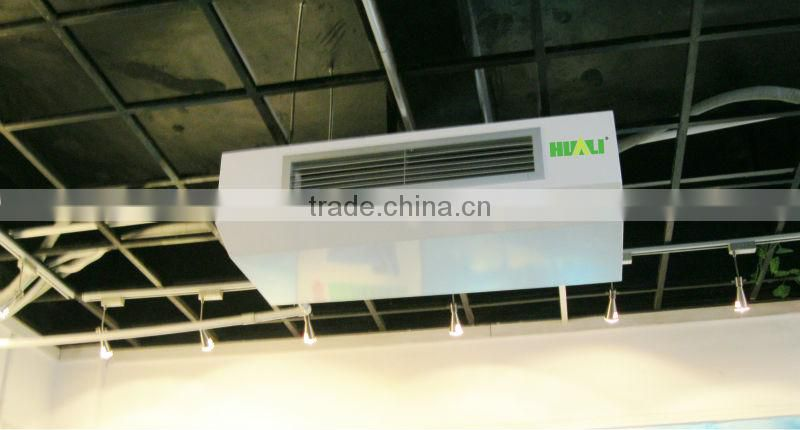 Horizontal Exposed Fan Coil Unit For Hotel Or Factory