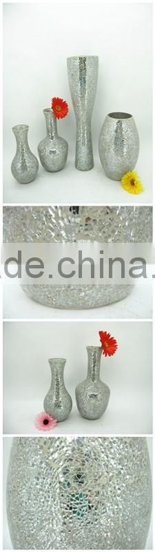 Hand Blown Modern Decorative Table Top Vases