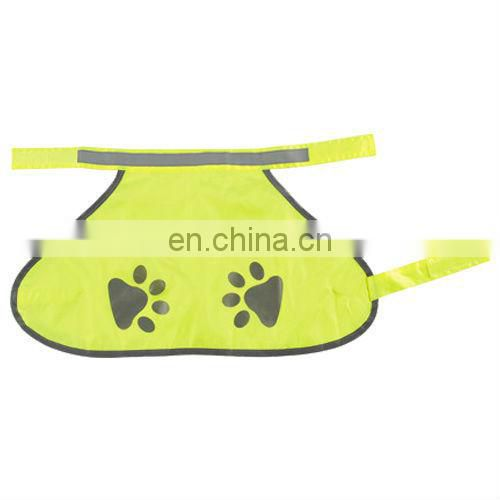 Security pet safety vests conforms to EN471