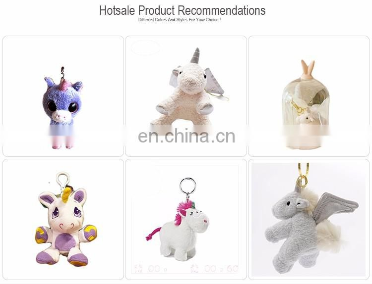 Promotional Gift Stuffed Plush Animal Mouse Keychain Toys Doll
