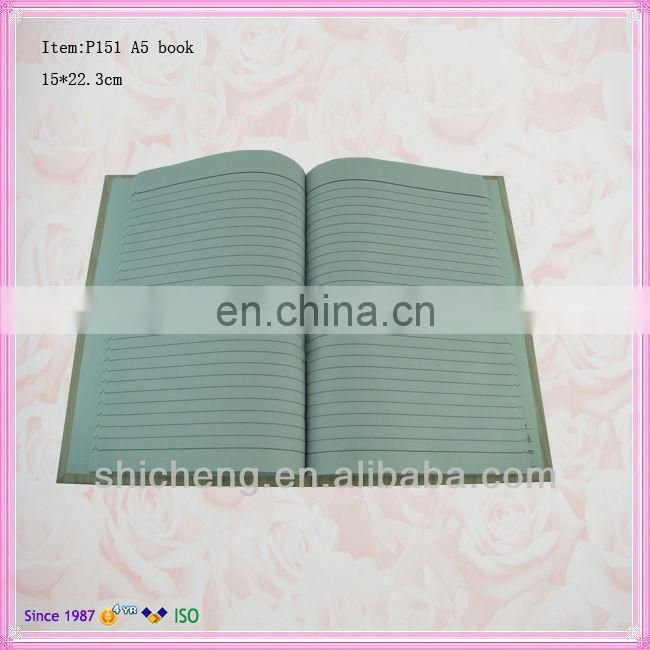 High quality book printing